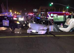 street racing accident