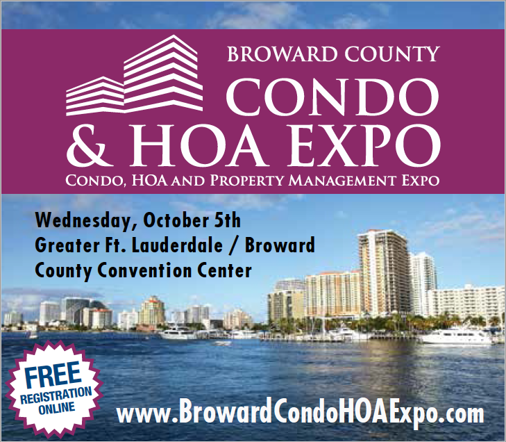 condo hoa expo fort lauderdale
