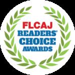 FLCAJ ReadersChoice Logo