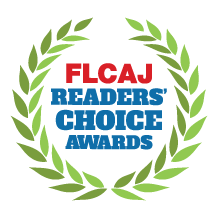 FLCAJ ReadersChoice Logo