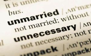 unmarried parents