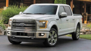 ford recall explorer F-150