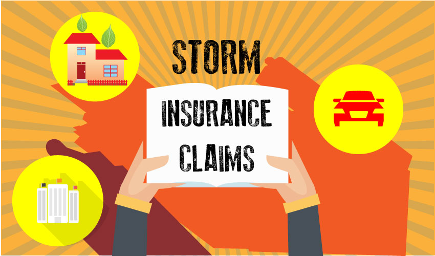 tips managing storm damage insurance claims
