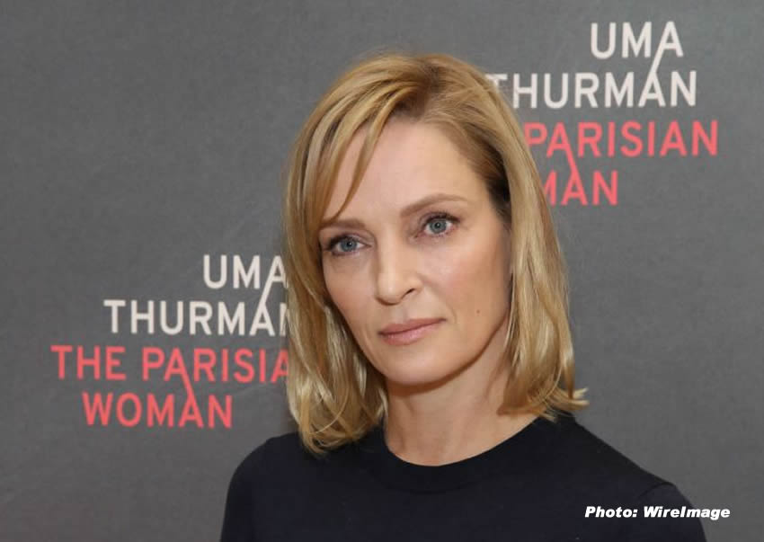 uma thurman car crash