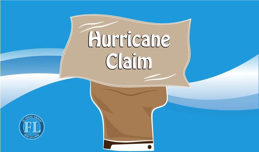 hurricane claim
